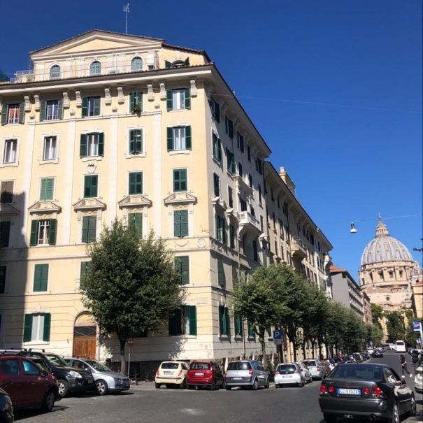 Holiday house in rome